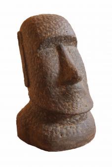 Moai head, 30 cm